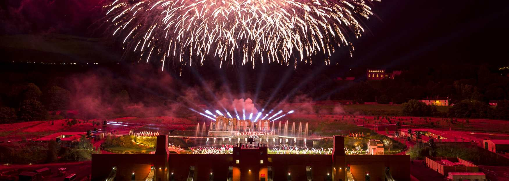 KYNREN- THE UK'S MOST SPECTACULAR OPEN-AIR LIVE SHOW